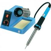 Forrasztópáka készlet kezdőknek 230 V/AC, teljesítmény 48 W, hőmérséklet tartomány 150-450°C, Basetech ZD-99