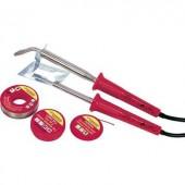 Forrasztópáka készlet, forrasztó ónnal és kiforrasztó huzallal, 230V/25W, 80W Rothenberger Industrial 35060