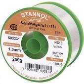 Ólommentes forrasztóhuzal 1,5 mm/250 g
