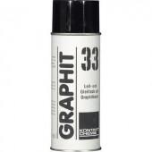 Grafitlakk spray gumi billentyűzet javításához 33/200ML CRC Kontakt Chemie 207606091201