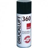 Sűrített levegő spray, por spray 200ml CRC Kontakt Chemie DRUCKLUFT 360 30777