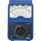 Analóg multiméter, mérőműszer Metrix MX-1