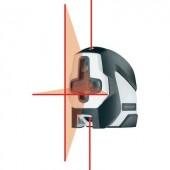Keresztvonalas szintezőlézer max-30-ig LaserLiner SuperCross Laser 2P 081.125A