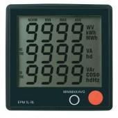 Digitális beépíthető mérőmodul, teljesítmény mérő, fogyasztásmérő, számláló modul Voltcraft EPM 1L-16