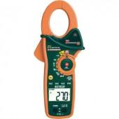 AC váltóáramú lakatfogó multiméter, beépített infrahőmérővel 1000A/AC Extech EX810