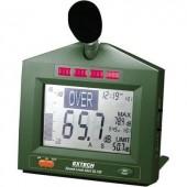 Decibel mérő, asztali zajszintmérő monitor 31.5 - 8 kHz 30 - 130 dB Extech SL-130