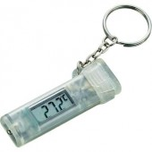Kulcstartós hőmérő, -15 - +49,8 °C, VOLTCRAFT KT-1