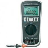 Digitális multiméter, adattárolós True RMS, kitöltési tényező mérési funkcióval 1000V AC/DC 10A AC/DC Voltcraft VC950
