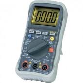 Digitális autós multiméter, autóvillamossági mérőműszer, fordulatszám és zárásszög méréssel Voltcraft AT-200