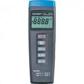 """1 csatornás digitális """" K""""  típusú hőmérő, -200 - +1370 °C, Voltcraft K101"""