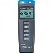"""2 csatornás digitális """" K""""  típusú hőmérő, -200 - +1370 °C, Voltcraft K102"""