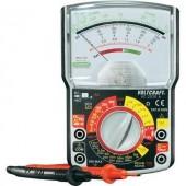 Analóg multiméter 10A/DC, 500V AC/DC Voltcraft VC-2030A