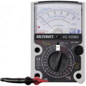 Analóg multiméter, mérőműszer CAT III 500 V, Voltcraft VC-5080