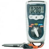 Digitális multiméter, mérőműszer, beépített LED-es zseblámpa 600V AC/DC max.200mA AC/DC VOLTCRAFT VC-20 HEAVY-DUTY DMM