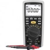 Szigetelés teszter, szigetelés vizsgáló műszer 50/100/250/500/1000 V 0.01 MΩ - 20 GΩ Voltcraft ET-200