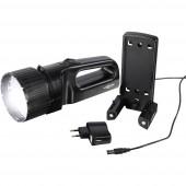 Ansmann LED-es kézi fényszóró, Future SF1000M Fekete 1600-0055-510 Cree-LED 100 % > 6 óra · 20 % > 32 óra