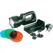 LED-es kézi fényszóró, fekete, nagy teljesítményű LED-del, 25 óra, Ansmann HSL-1 1600-005-510 Cree