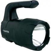 LED-es kézilámpa, reflektor 3W-os hideg fehér fényű Varta Rebel 18750 101 421
