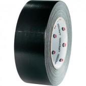 Gaffer ragasztószalag (H x Sz) 20 m x 48 mm, fekete 54B48L20SC TOOLCRAFT, tartalom: 1 tekercs