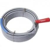 Csőgörény, cső és lefolyótisztító spirálkábel 9 mm x 10 m Rothenberger Industrial 1500000141