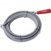 Csőgörény, cső és lefolyótisztító spirálkábel 9 mm x 5 m Rothenberger Industrial 1500000140